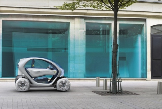 Free Renault Twizy Picture for Android, iPhone and iPad