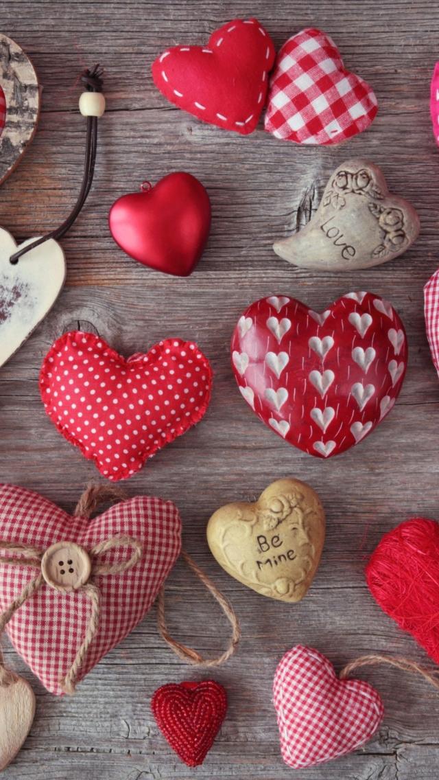 Как сделать сердечко из на айфоне