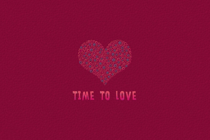 Time to Love wallpaper