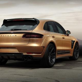 Porsche Macan Tuning - Obrázkek zdarma pro 320x320