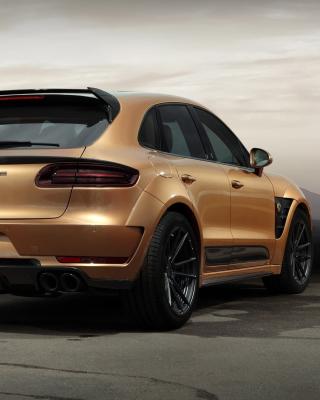 Porsche Macan Tuning - Obrázkek zdarma pro 750x1334