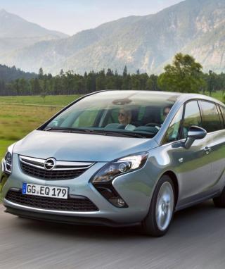Opel Zafira - Obrázkek zdarma pro 1080x1920