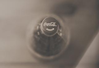 Coca-Cola Bottle - Obrázkek zdarma pro Android 480x800