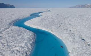 Картинка Greenland Glaciers на Android