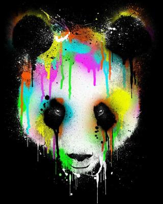 Crying Panda - Obrázkek zdarma pro Nokia Lumia 810