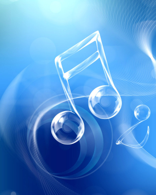 Music Vectors - Obrázkek zdarma pro Nokia X6