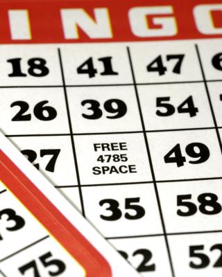 Bingo - Obrázkek zdarma pro 640x960