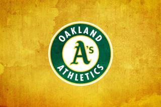Oakland Athletics - Obrázkek zdarma pro HTC One X