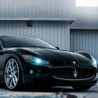 Maserati GranTurismo HD - Obrázkek zdarma pro iPad mini 2