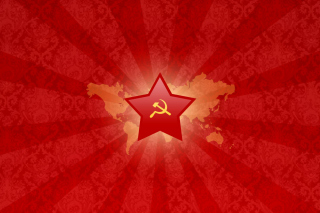 Soviet Union Logo Background for Android, iPhone and iPad