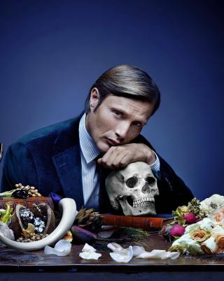 Hannibal 2013 TV Series - Obrázkek zdarma pro Nokia Asha 503