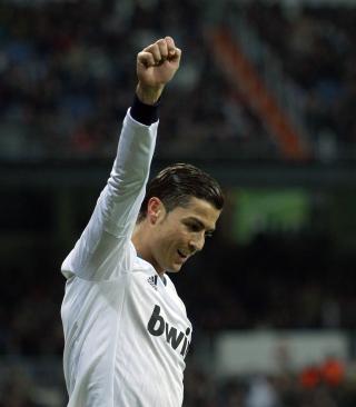 Real Madrid - Cristiano Ronaldo - Obrázkek zdarma pro Nokia Asha 305