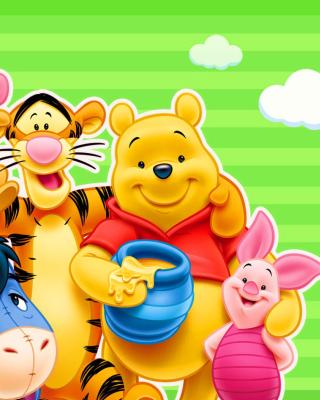 Winnie the Pooh - Obrázkek zdarma pro Nokia C1-01