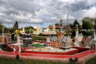 Belgium Mini Europe Miniature Park Wallpaper for Android, iPhone and iPad