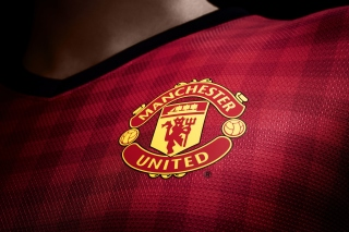 Manchester United Logo Background for Android, iPhone and iPad