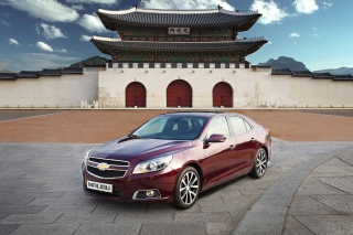 Free Chevrolet Malibu Sedan Picture for Android, iPhone and iPad