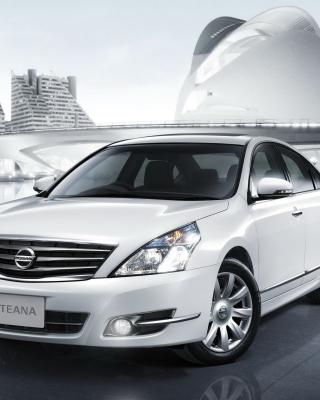 Nissan Teana Sedan - Obrázkek zdarma pro iPhone 5S