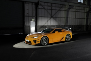Lexus LFA - Obrázkek zdarma pro Fullscreen Desktop 1024x768