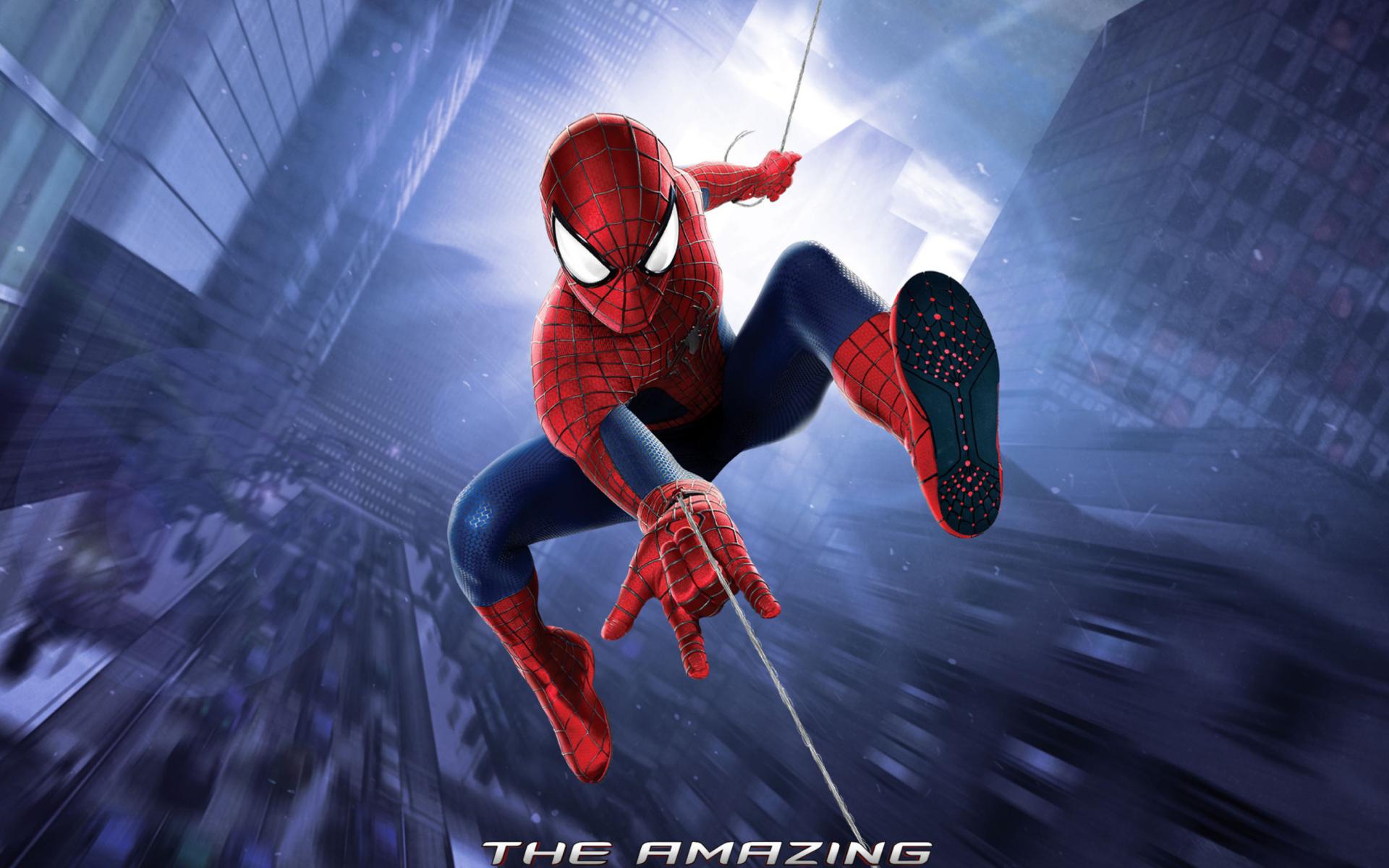 Amazing spiderman 2 fondos de pantalla gratis para for Fondos de spiderman