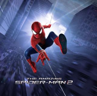 Amazing Spiderman 2 - Obrázkek zdarma pro 1024x1024