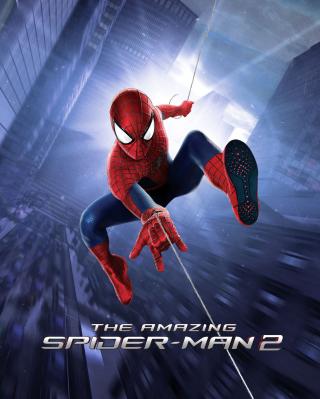 Amazing Spiderman 2 - Obrázkek zdarma pro Nokia C5-05
