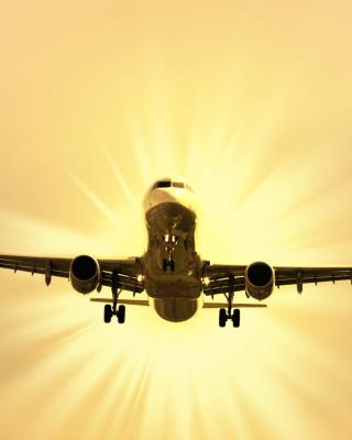 Airplane Takeoff - Obrázkek zdarma pro Nokia Asha 503
