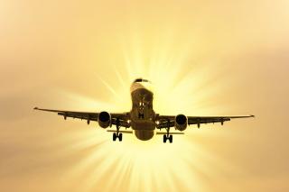 Airplane Takeoff - Obrázkek zdarma pro 1280x720
