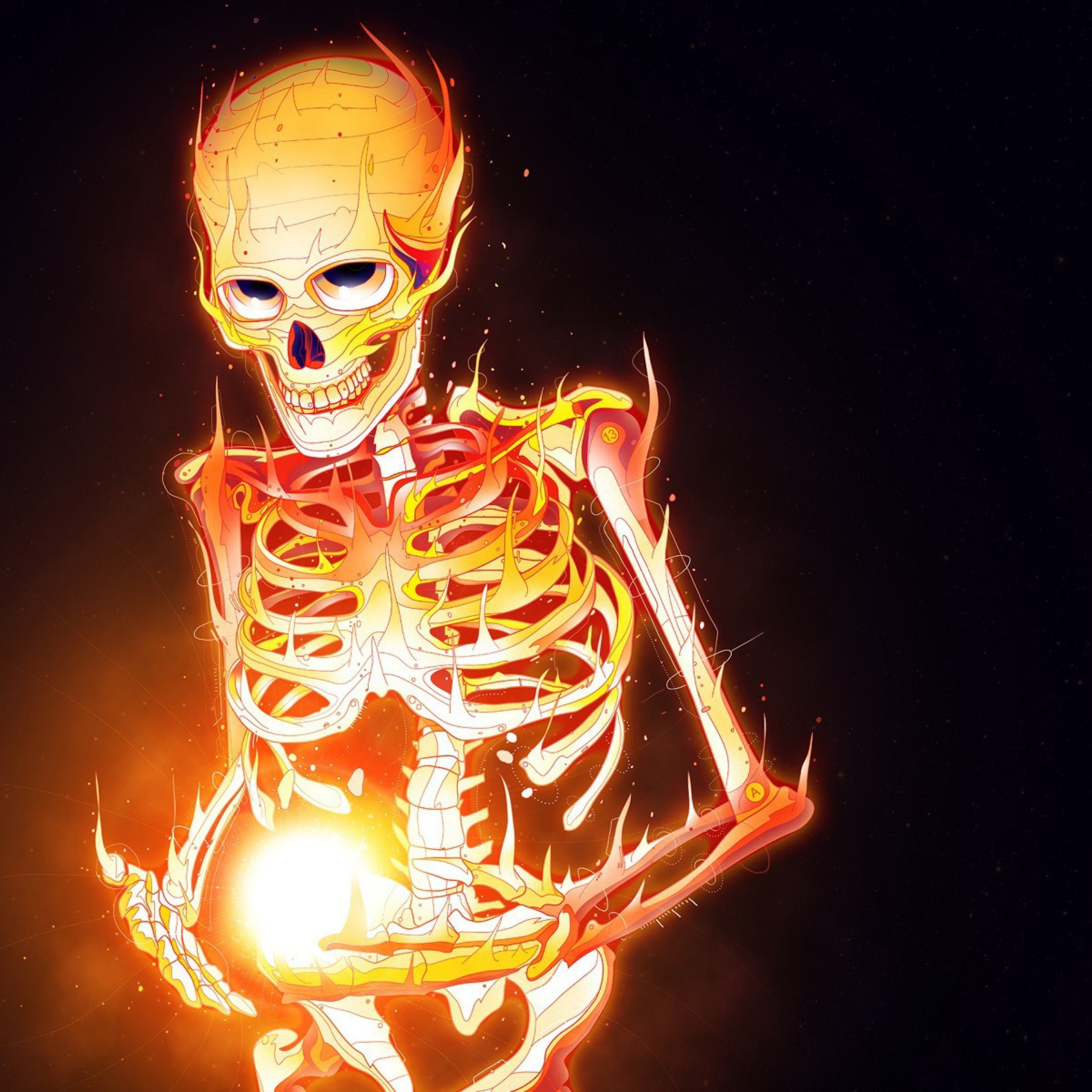 скелет  № 703136 бесплатно