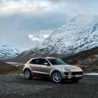 Porsche Macan - Obrázkek zdarma pro iPad mini