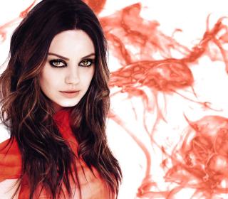 Mila Kunis - Obrázkek zdarma pro 2048x2048