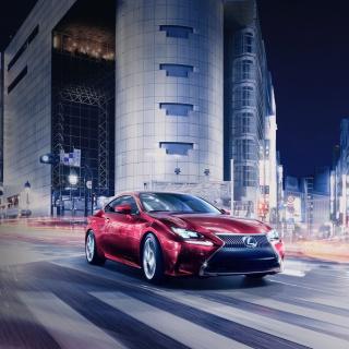 Lexus RC Coupe - Obrázkek zdarma pro 320x320