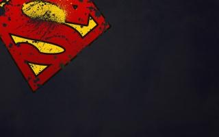 Superman Sign - Fondos de pantalla gratis para Samsung S5367 Galaxy Y TV