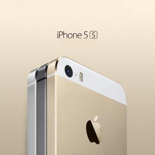 IPhone 5s - Obrázkek zdarma pro 1024x1024