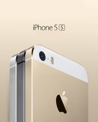 IPhone 5s - Obrázkek zdarma pro 640x960