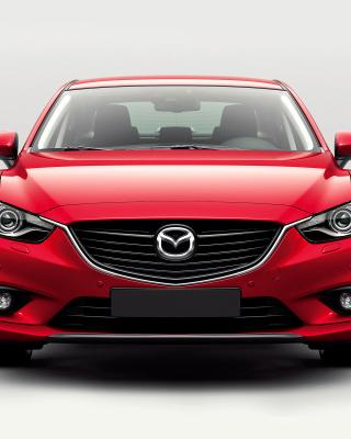 Mazda 6 2015 - Obrázkek zdarma pro iPhone 5