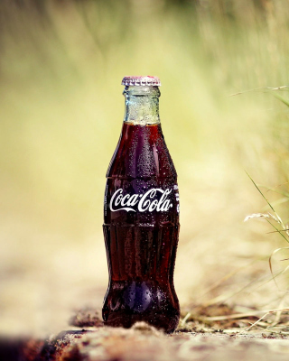 Coca Cola Soft Drink - Obrázkek zdarma pro Nokia C2-01