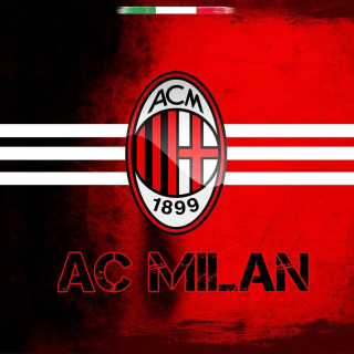Football clubs wallpapers for 128x128 for Ac milan club