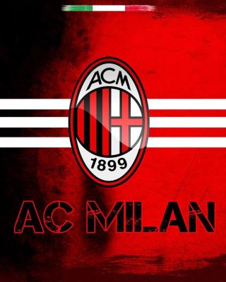 AC Milan - Obrázkek zdarma pro Nokia C3-01