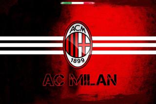 AC Milan - Obrázkek zdarma pro 480x400