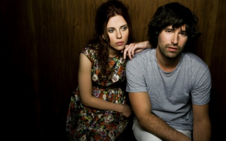 Pete Yorn & Scarlett Johansson Wallpaper for Android, iPhone and iPad