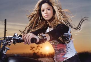 Shakira Rocks - Obrázkek zdarma pro Samsung Galaxy A3