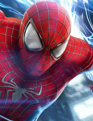 Spiderman - Obrázkek zdarma pro Nokia C5-05