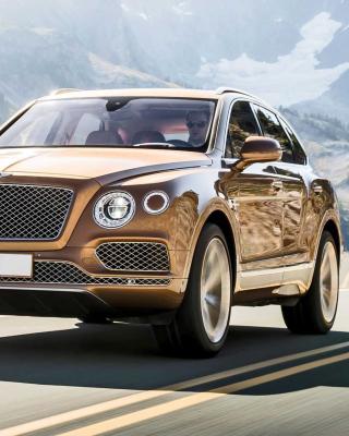 Bentley Bentayga SUV - Obrázkek zdarma pro 640x960