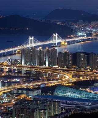 Beautiful Night Cityscape - Obrázkek zdarma pro 1080x1920