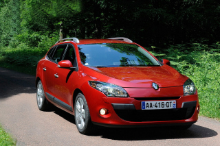 Renault Megane Background for Android, iPhone and iPad