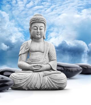 Buddha Statue - Obrázkek zdarma pro Nokia C2-03