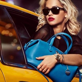 DKNY Advertising - Obrázkek zdarma pro iPad