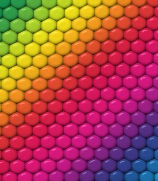 Rainbow - Obrázkek zdarma pro iPhone 4S
