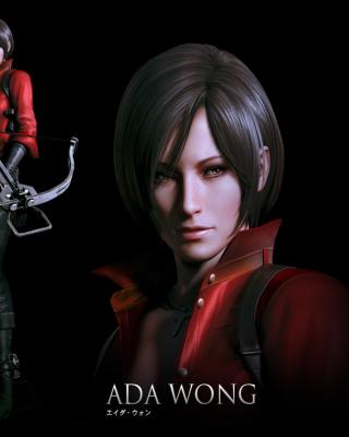 Ada Wong Resident Evil 6 - Obrázkek zdarma pro 128x160
