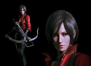 Ada Wong Resident Evil 6 - Obrázkek zdarma pro LG P970 Optimus